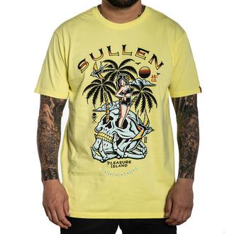 tričko pánské SULLEN - PLEASURE ISLAND, SULLEN