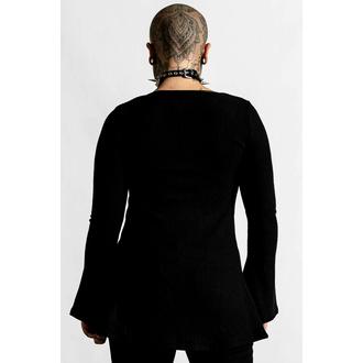 tričko dámské s dlouhým rukávem KILLSTAR - Scorpia - Black, KILLSTAR