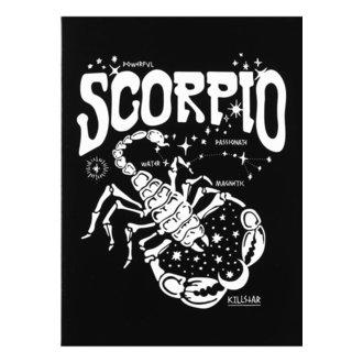 přání KILLSTAR - Scorpio - BLACK