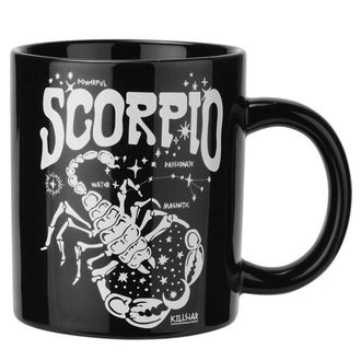 hrnek KILLSTAR - Scorpio - BLACK, KILLSTAR