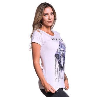 tričko dámské SULLEN - CHERRIES - LILAC, SULLEN