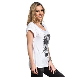 tričko dámské SULLEN - LOVE LACE - SHADOW WASH, SULLEN