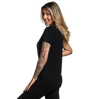 tričko dámské SULLEN - SNAKE - BLACK, SULLEN