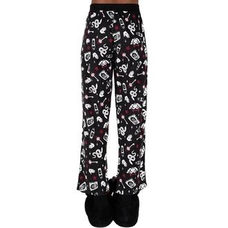kalhoty dámské (pyžamo) KILLSTAR - See U In Hell, KILLSTAR