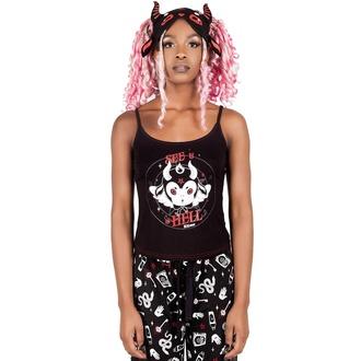 tílko dámské (pyžamo) KILLSTAR - See U In Hell - KSRA003168