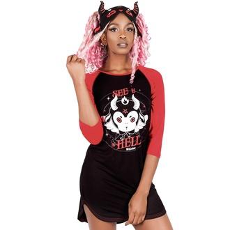 tričko dámské (pyžamo) KILLSTAR - See U In Hell, KILLSTAR
