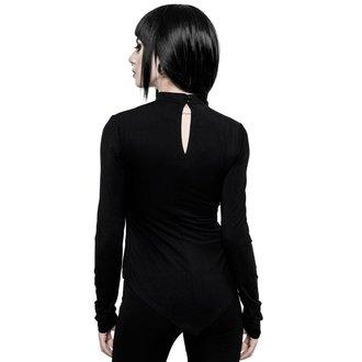 tričko dámské s dlouhým rukávem KILLSTAR - Sceptre - BLACK, KILLSTAR