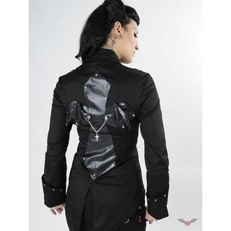košile dámská s dlouhým rukávem QUEEN OF DARKNESS SH12-229-08