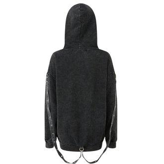 mikina (unisex) KILLSTAR - Shadow Stalker Shady - Black, KILLSTAR