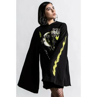 mikina unisex KILLSTAR - Shine Bright - Black, KILLSTAR