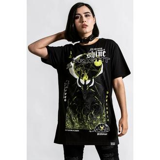tričko unisex KILLSTAR - Shine Bright - Black, KILLSTAR