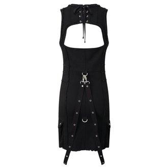 šaty dámské KILLSTAR - Sinder Hella - Black