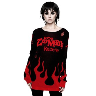 svetr unisex KILLSTAR - Rob Zombie - Six Feet Under - BLACK, KILLSTAR, Rob Zombie