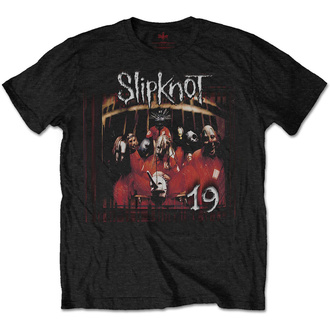 tričko dětské Slipknot - Debut Album - 19 Years - ROCK OFF, ROCK OFF, Slipknot