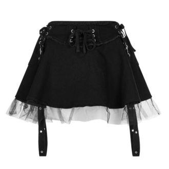 sukně dámská KILLSTAR - Slay Her - Black