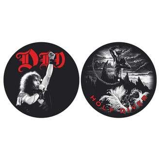 podložka na gramofon (set 2 ks) DIO - Holy Diver - RAZAMATAZ, RAZAMATAZ, Dio