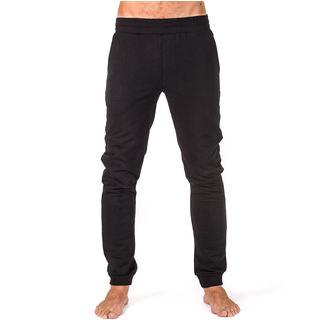 kalhoty pánské (tepláky) HORSEFEATHERS - FINN - Black, HORSEFEATHERS