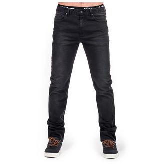 kalhoty pánské (jeans) HORSEFEATHERS - FLIP DENIM - WASHED BLACK - SM968A