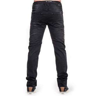 kalhoty pánské (jeans) HORSEFEATHERS - FLIP DENIM - WASHED BLACK, HORSEFEATHERS