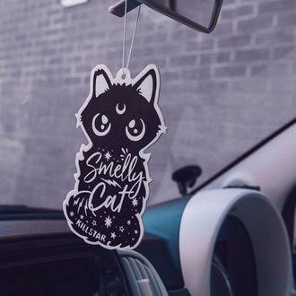 vůně do auta KILLSTAR - Smelly Cat - BLACK, KILLSTAR