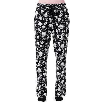 kalhoty dámské (pyžamo) KILLSTAR - Snooze Spirit - BLACK - KSRA001906