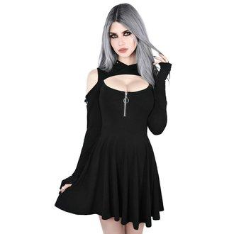 šaty dámské KILLSTAR - SPIRIT WALKER - BLACK, KILLSTAR