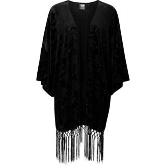 přehoz dámský KILLSTAR - Starla Velvet Kimono - KSRA001415