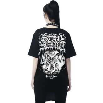 tričko unisex KILLSTAR - Stay Weird - BLACK, KILLSTAR