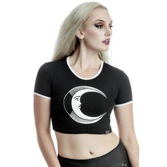 tričko dámské (top) KILLSTAR - Stella - BLACK, KILLSTAR