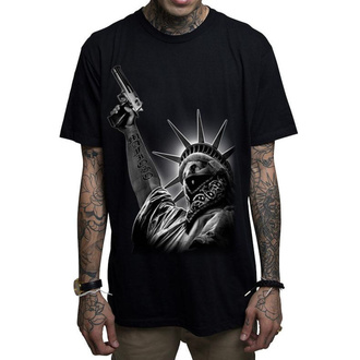 tričko pánské MAFIOSO - STICK UP - BLK, MAFIOSO