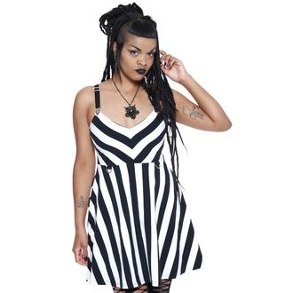 šaty dámské KILLSTAR - Stripe O Negative - Stripe - KSRA003422