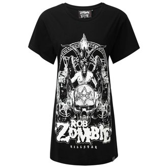 tričko (unisex) KILLSTAR - ROB ZOMBIE - Superbeast Dead - BLACK - KSRA000734