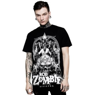 tričko (unisex) KILLSTAR - ROB ZOMBIE - Superbeast - BLACK, KILLSTAR, Rob Zombie