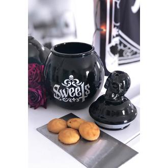 dekorace (dóza) KILLSTAR - Sweets - Ceramic Jar, KILLSTAR
