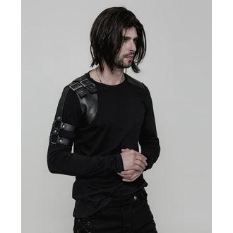 tričko pánské s dlouhým rukávem PUNK RAVE - The Guard, PUNK RAVE
