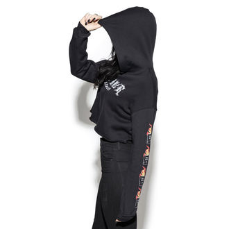mikina dámská (bolero) BLACK CRAFT - Sinner