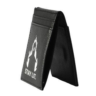 peněženka BLACK CRAFT - Stay Lit, BLACK CRAFT