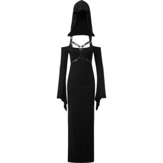 šaty dámské KILLSTAR - TABITHA TOMB - BLACK - KSRA000051