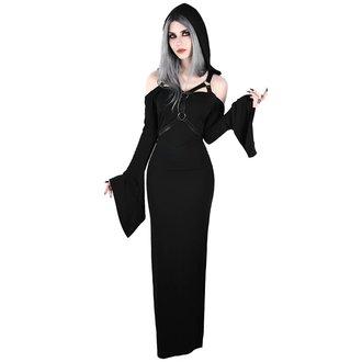šaty dámské KILLSTAR - TABITHA TOMB - BLACK, KILLSTAR