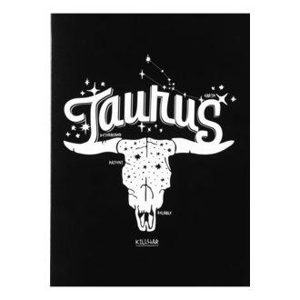 přání KILLSTAR - Taurus - BLACK, KILLSTAR