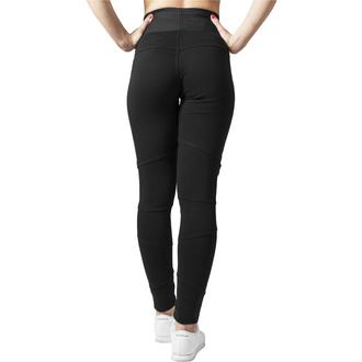 kalhoty dámské (legíny) URBAN CLASSICS - Interlock High Waist, URBAN CLASSICS