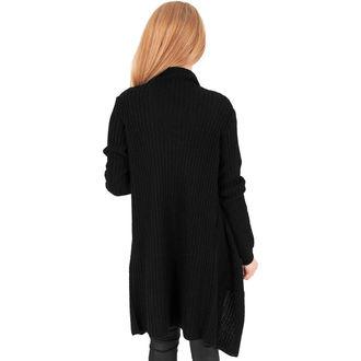 svetr dámský (cardigan) URBAN CLASSICS - Knitted Long Cape, URBAN CLASSICS