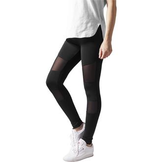 kalhoty dámské (legíny) URBAN CLASSICS - Tech Mesh - TB1174