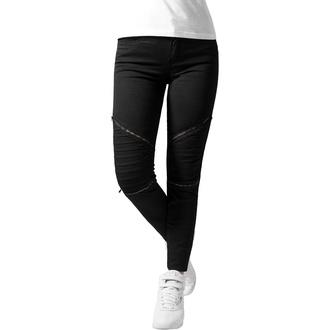 kalhoty dámské URBAN CLASSICS - Stretch Biker
