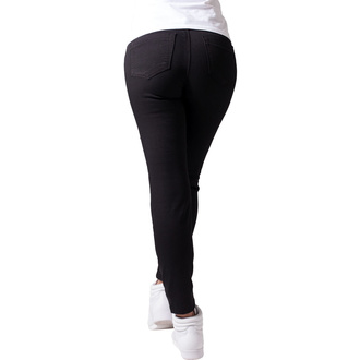 kalhoty dámské URBAN CLASSICS - Stretch Biker, URBAN CLASSICS