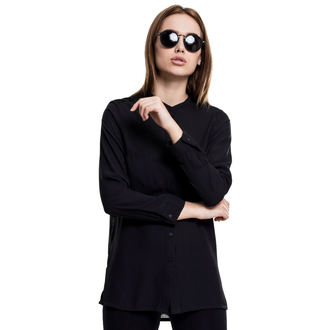 košile dámská URBAN CLASSICS - Hilo chiffon, URBAN CLASSICS