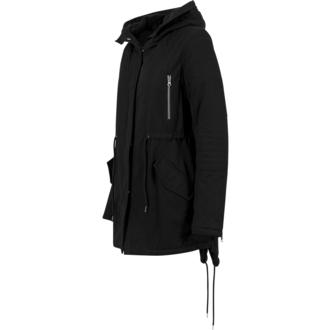 bunda dámská zimní URBAN CLASSICS - Sherpa Lined Cotton Parka