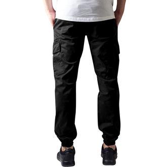 kalhoty pánské URBAN CLASSICS - Washed Cargo Twil, URBAN CLASSICS