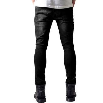 kalhoty pánské URBAN CLASSICS - Slim Fit Biker Jeans, URBAN CLASSICS