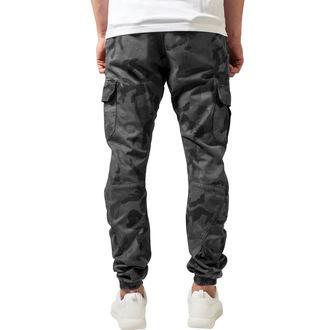 kalhoty pánské URBAN CLASSICS - Camo Cargo Jogging, URBAN CLASSICS